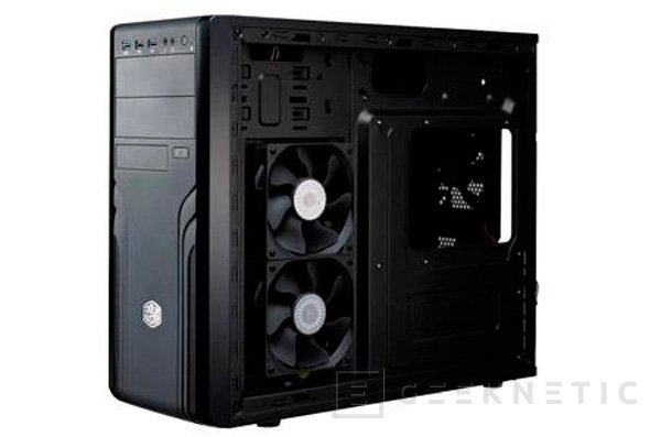 Cooler Master presenta su nueva torre CM Force 500, Imagen 2
