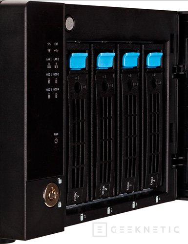 Gigabyte lanza un nuevo NAS, Imagen 2