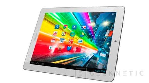Archos presenta su nueva gama de tablets Platinum, Imagen 1
