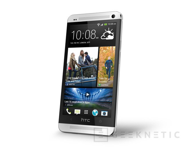 HTC One, nuevo terminal estrella de HTC, Imagen 1