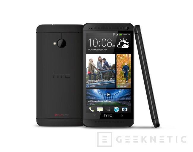 HTC One, nuevo terminal estrella de HTC, Imagen 2