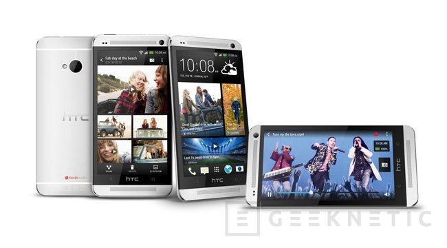 HTC One, nuevo terminal estrella de HTC, Imagen 3