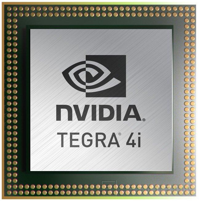 Nvidia presenta Tegra4i con modem LTE incluido, Imagen 1