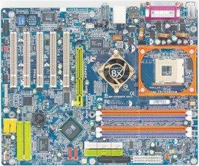 Gibabyte lanza GA-8S655FX Ultra, su placa para Pentium 4, Imagen 1