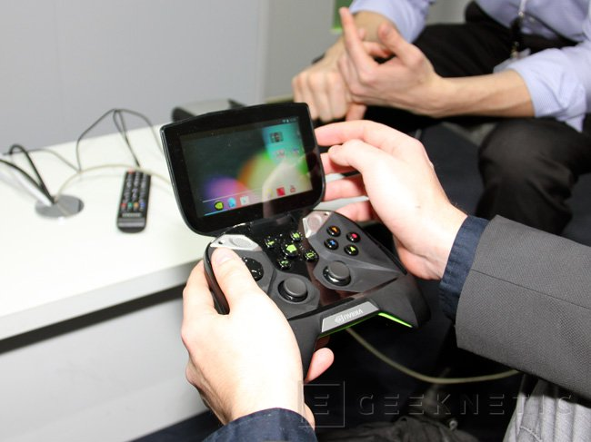 MWC 2013. NVIDIA Project SHIELD, Imagen 3