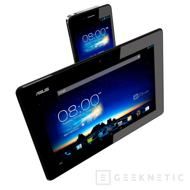 MWC 2013. ASUS PadFone Infinity, Imagen 1