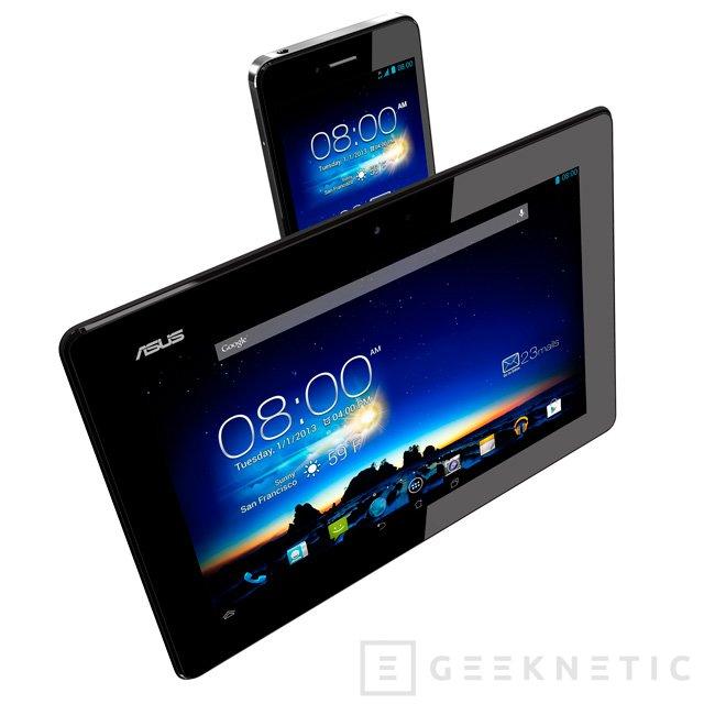 MWC 2013. ASUS PadFone Infinity, Imagen 1