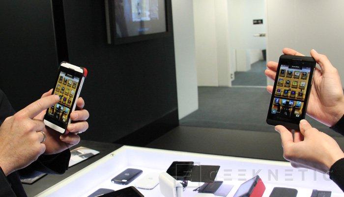 MWC 2013. Blackberry nos muestra las novedades de su nuevo sistema BB10, Imagen 2