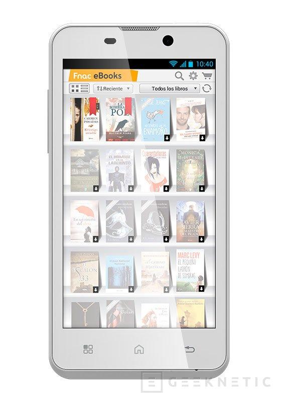 FNAC lanza su propio SmartPhone, Imagen 1