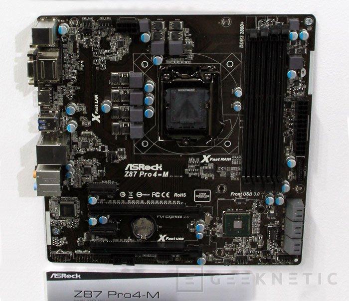 CEBIT 2013. ASRock muestra nuevas placas base LGA 1150 para Intel Haswell, Imagen 3