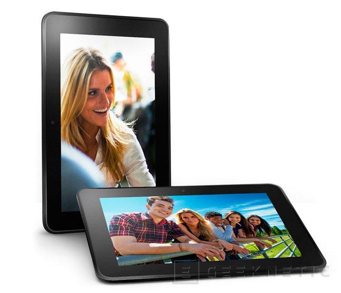 Ya se puede adquirir el Kindle Fire HD de 8.9