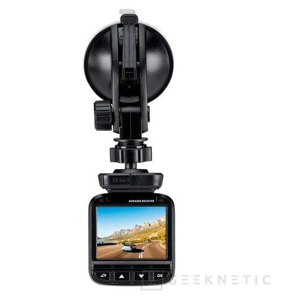 Genius ofrece una cámara de vídeo para automóviles, Imagen 2