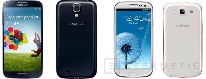 Samsung presenta el Galaxy S4, un S3 con algunas mejoras, Imagen 1