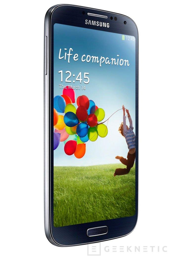Samsung presenta el Galaxy S4, un S3 con algunas mejoras, Imagen 2