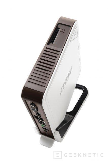 MSI Wind Box DC110, llega la nueva generación de mini PC de la compañía, Imagen 2