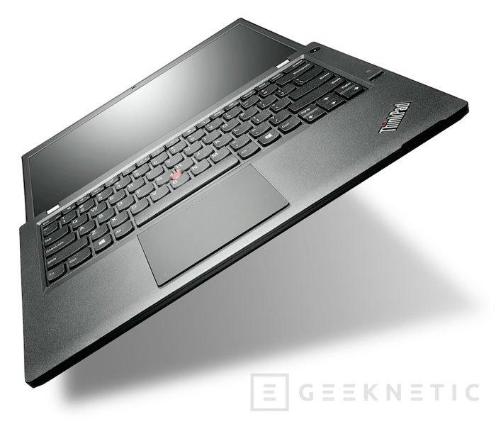 Lenovo lanza el ThinkPad T431s, un Ultrabook  para el mercado profesional, Imagen 2