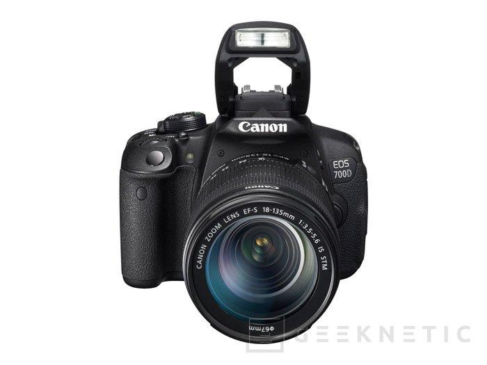 Canon renueva su gama media de DSLR con la Canon EOS 700D, Imagen 1