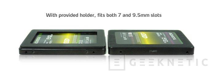 ADATA adelgaza su gama de discos SSD, Imagen 1