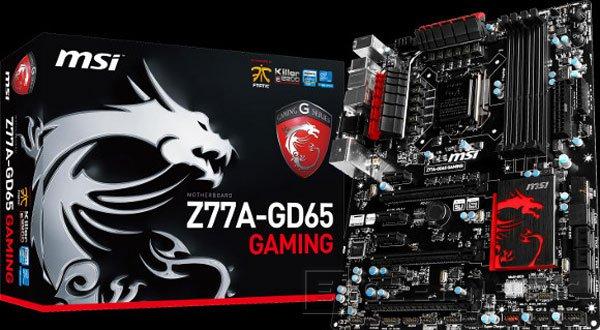 MSI anuncia la disponibilidad de toda su nueva gama de placas G Series para jugadores, Imagen 1