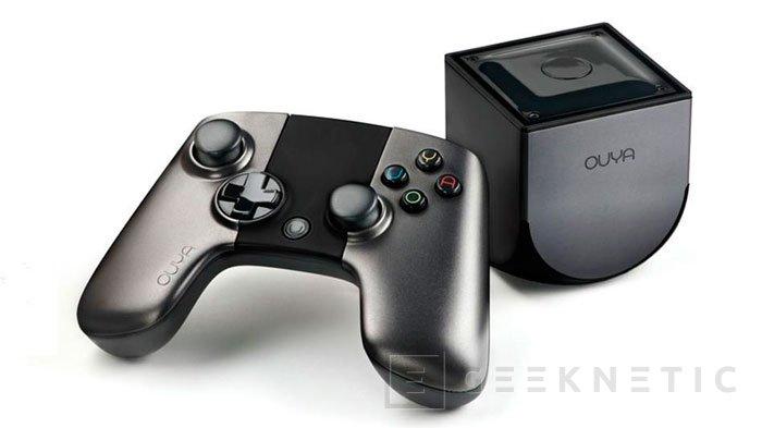 La consola OUYA con Android saldrá a la venta al público el 4 de junio, Imagen 1