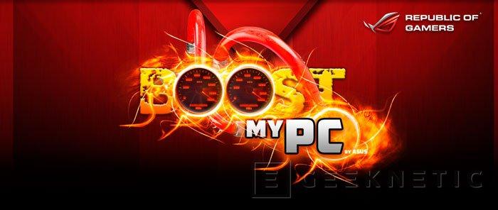 ASUS trae a España el proyecto Boost My PC para renovar los PC de los usuarios, Imagen 1