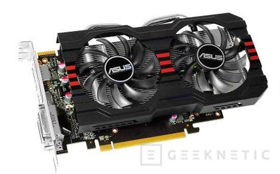 ASUS lanza su propia Radeon HD7790 con sistema de disipación mejorado DirectCU II, Imagen 1