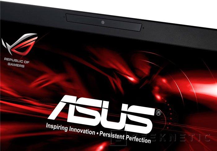Aparece un nuevo portátil ASUS G Series con Haswell y una GTX 770M, Imagen 1