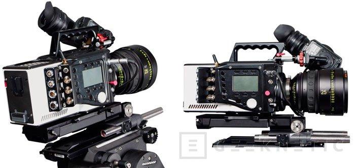 La Phantom Flex4k es capaz de grabar vídeo 4K a 1000 imágenes por segundo, Imagen 1