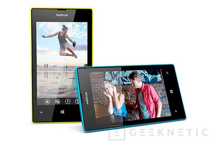 Ya disponible el Nokia Lumia 520, un smartphone económico con Windows Phone 8, Imagen 2
