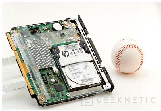HP ya ofrece servidores de bajo consumo con su serie Moonshot, Imagen 2