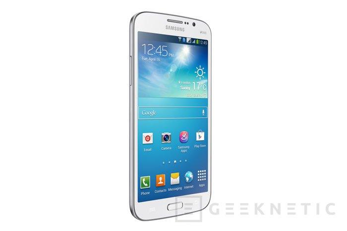 Samsung aumenta aún más el tamaño de sus SmartPhones con la gama Galaxy Mega, Imagen 1