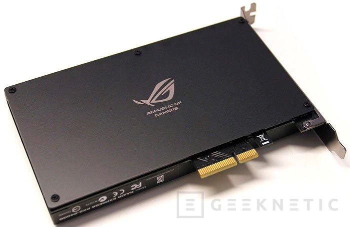 Más detalles de RAIDR, el SSD por PCI-Express de ASUS, Imagen 2