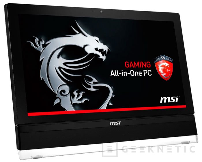 MSI anuncia la llegada de su Todo en Uno gaming Wind Top AF2712, Imagen 1