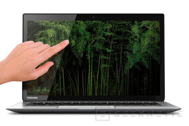 Primeras imágenes del misterioso KIRABook de Toshiba, Imagen 2