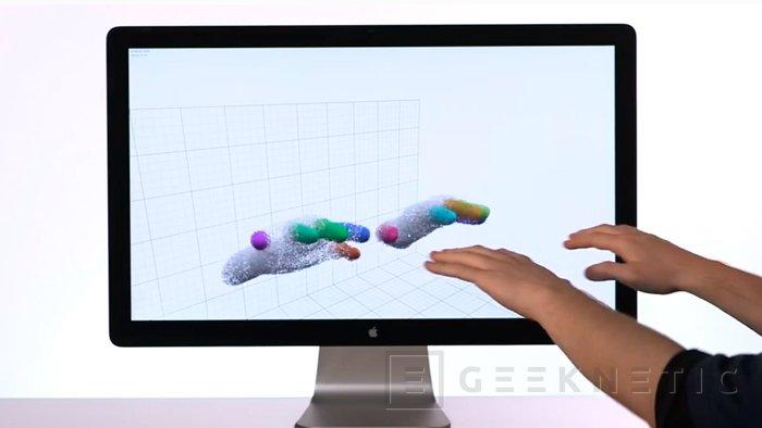 HP incluirá también la tecnología de control de gestos de Leap Motion en sus ordenadores, Imagen 1