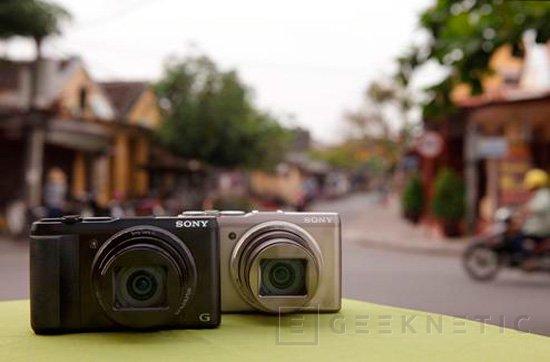 Sony Cyber-Shot HX50V, una cámara compacta con zoom óptico de 30x, Imagen 2