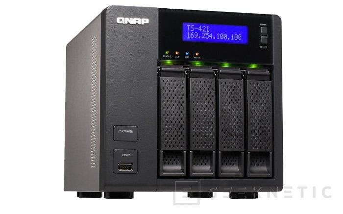 QNAP llena el mercado de nuevos NAS para uso casero o en pequeñas empresas, Imagen 1