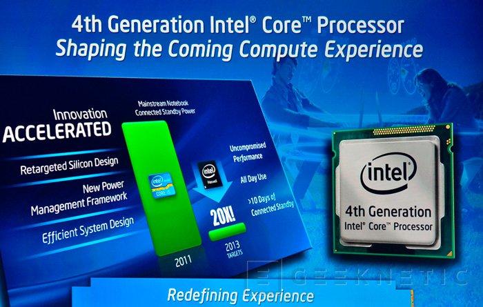 Intel lanzará los procesadores Intel Core de 4ª Generación a principios de Junio, Imagen 2