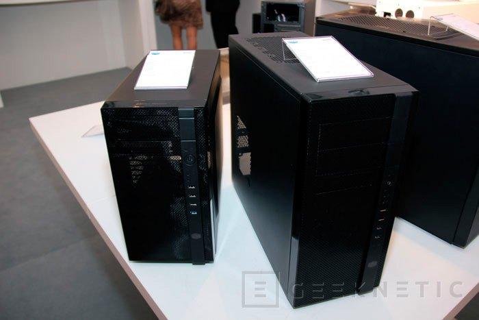 Cooler Master completa su gama N de torres para PC con tres nuevos modelos, Imagen 1