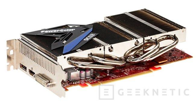 PowerColor SCS3 HD7850, una Radeon HD 7850 totalmente pasiva, Imagen 1