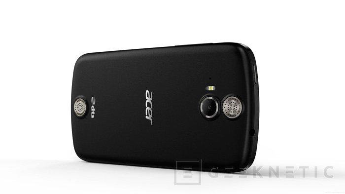 Acer Liquid E2, nuevo smartphone económico con procesador de cuatro núcleo, Imagen 2