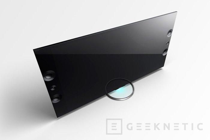 Sony presenta una nueva gama de TV de la familia Bravia con resolución 4K y Triluminos display, Imagen 1