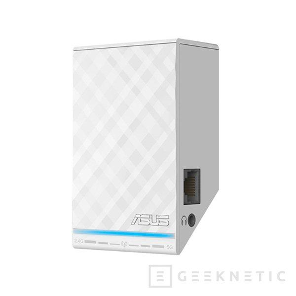 ASUS RP-N53, nuevo extensor de red con banda dual, Imagen 1