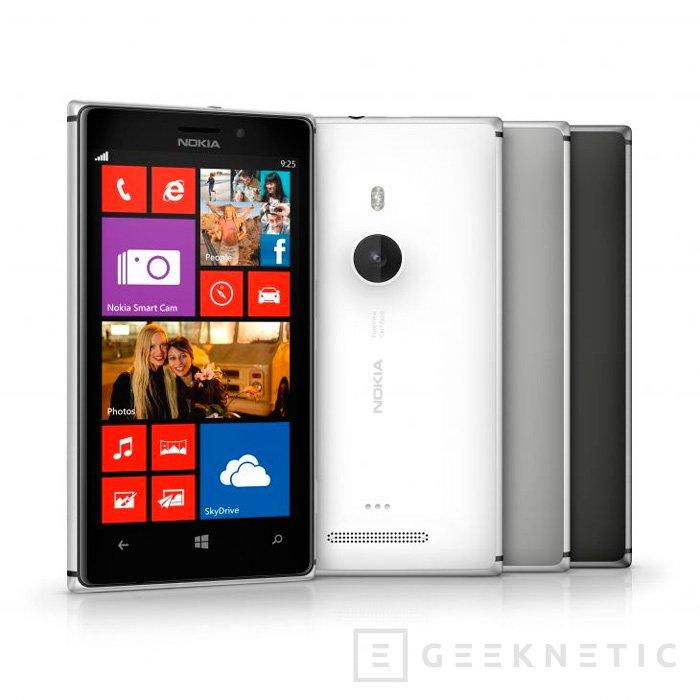 Nokia presenta el Lumia 925 vestido de aluminio y con pantalla AMOLED, Imagen 1