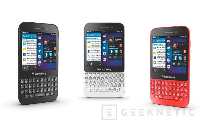 Blackberry OS 10.1 y Blackberry Q5, Imagen 1