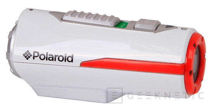XS80. Nueva cámara deportiva de Polaroid, Imagen 1