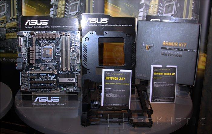 Nuevas placas base TUF de ASUS con chipset Z87, Imagen 3