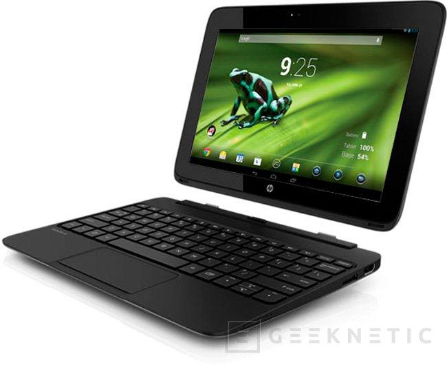 HP presenta el SlateBook x2, un tablet convertible con Tegra 4 en su interior, Imagen 1