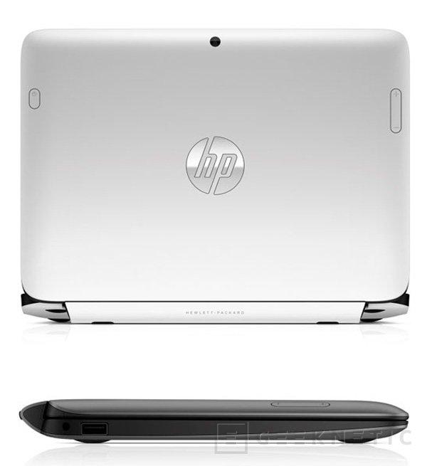 HP presenta el SlateBook x2, un tablet convertible con Tegra 4 en su interior, Imagen 2