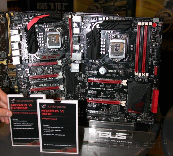 ASUS Maximus VI. Llega el relevo de las placas Republic of Gamers con el chipset Z87, Imagen 1